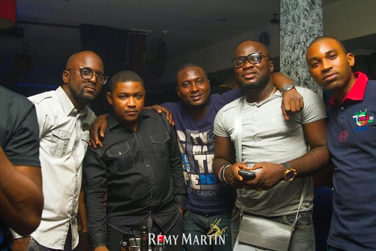 17 Photos from At The Club With Remy Martin party
