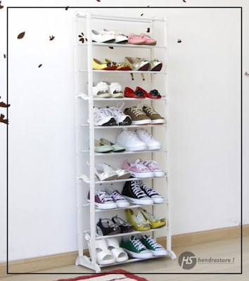 Amazing Shoe Rack Murah - Rak Sepatu Minimalis