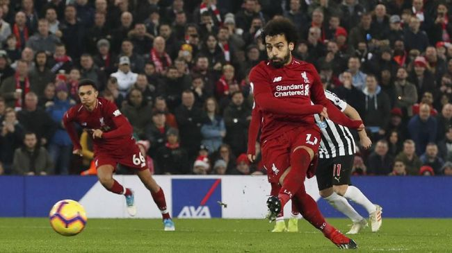 Fans Bingung Dengan Medsos Mohamed Salah Menghilang Begitu Saja 2019