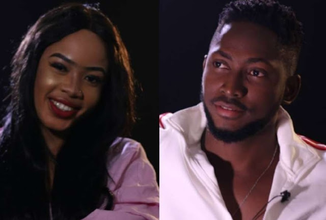 BBNaija 2018: I don't want negative vibes – Nina dumps Collins for Miracle [VIDEO]
