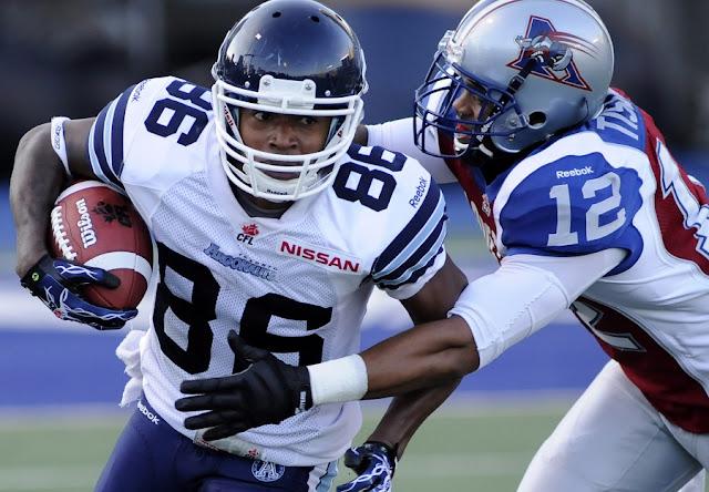 Assistir a um jogo de futebol americano do Toronto Argonauts