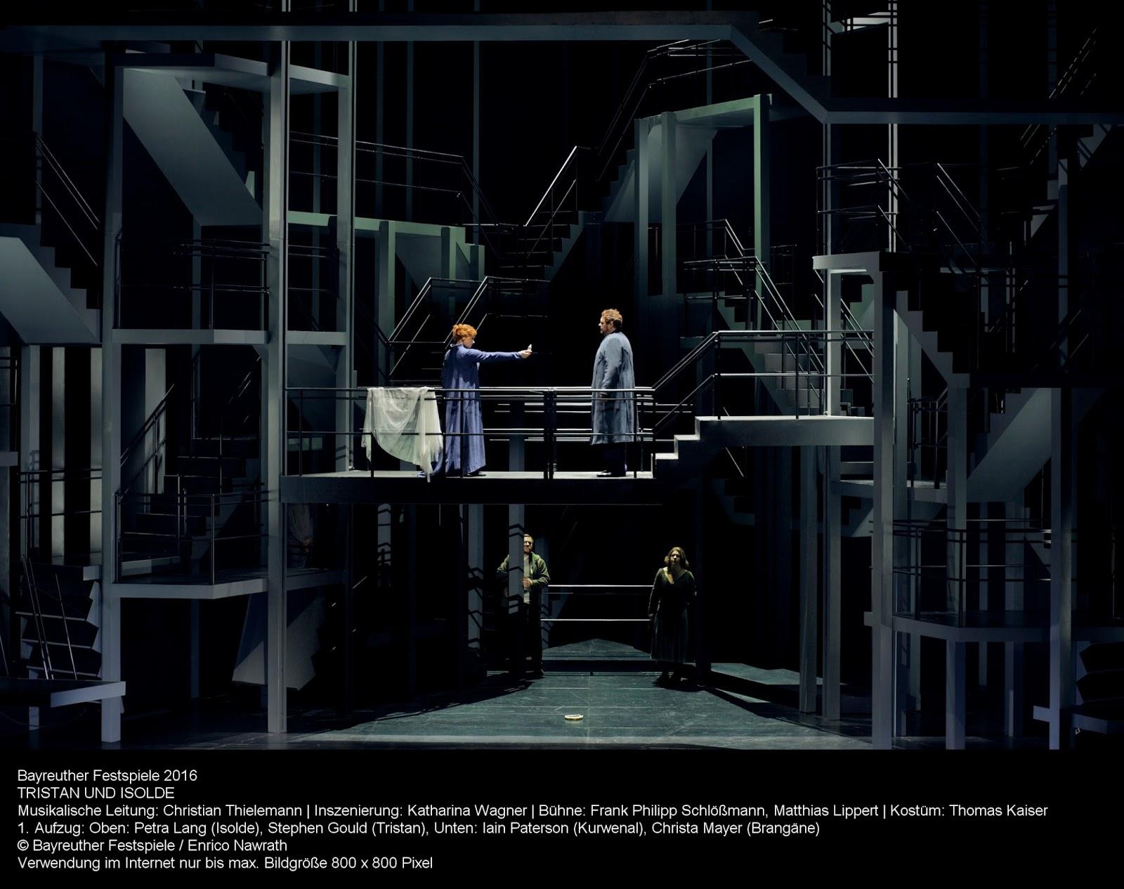 Tristan Und Isolde Bayreuth