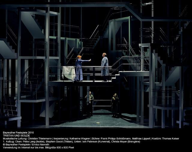 Bayreuth Festival (3) - Tristan und Isolde, 22 August 2016