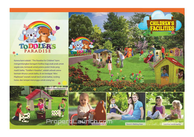 Toddlers Paradise Serpong City