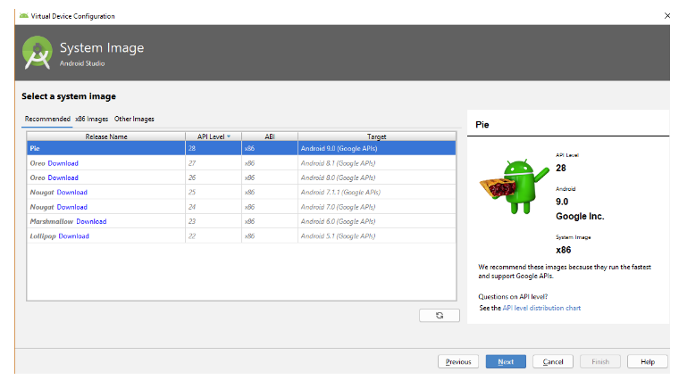 Creating Virtual Device Using Android Studio - AVD Manager ~ SDET