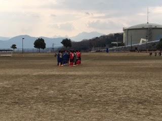 U-14 県リーグ 開幕戦!