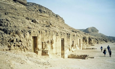 More on Ancient tomb unearthed in Upper Egypt