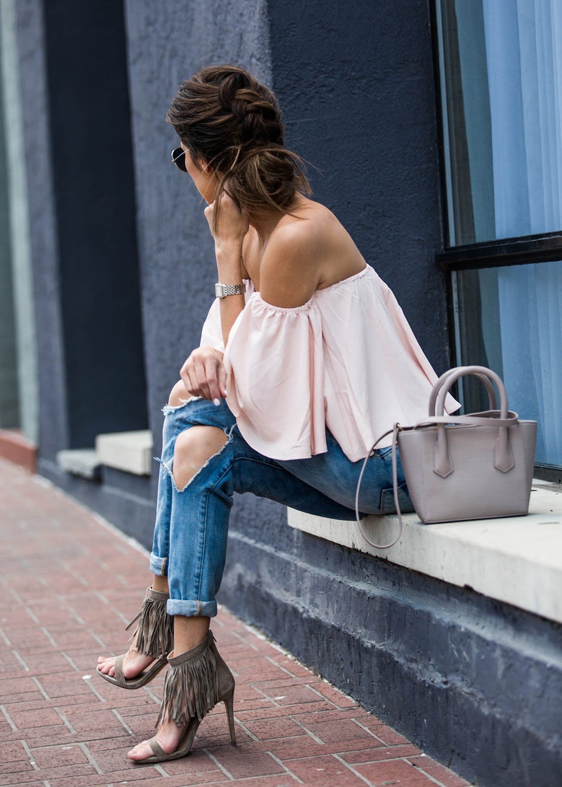 Style Inspiration: Off the Shoulder