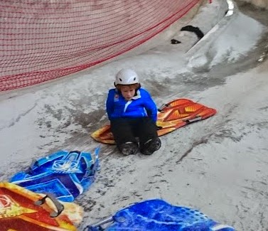 Snow Play for over 4 year olds at Chill Factore in Manchester
