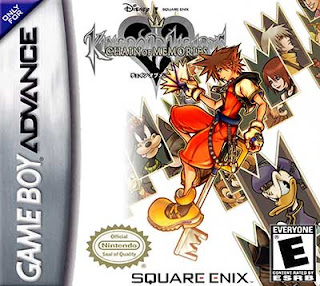 Kingdom Hearts: Chain of Memories ( BR ) [ GBA ]