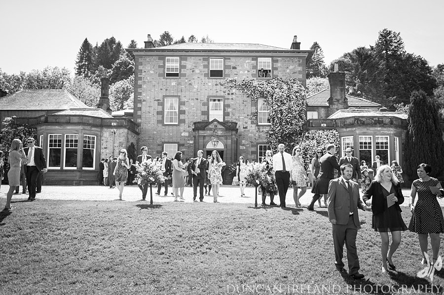 Mabie House Hotel Wedding