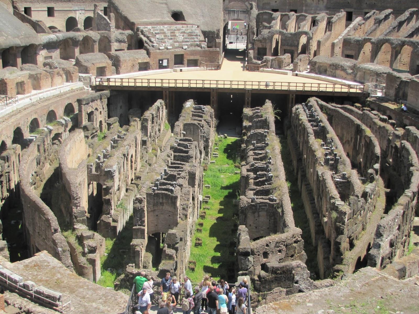 Arch161 Colosseum Rome