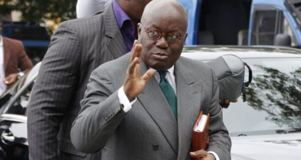 Akufo-Addo leaves for G-20 summit in Germany