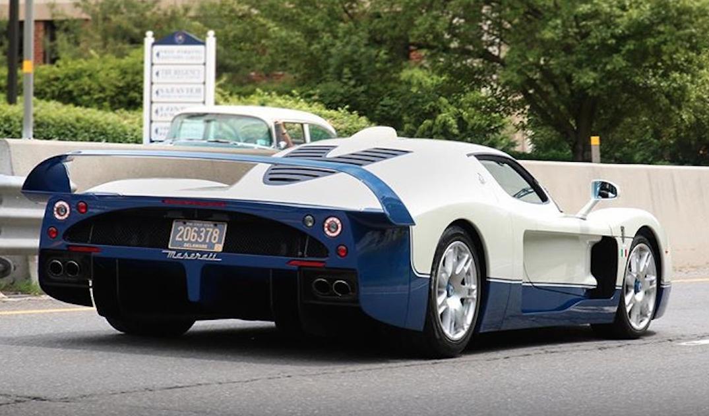 Delaware Exotics: More Of Maserati MC12