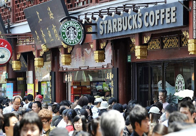 Tinuku Starbucks and Alibaba set to join forces on coffee delivery