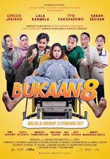 Download Bukaan 8 (2017)