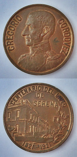 Medalla Gregorio Cordovez