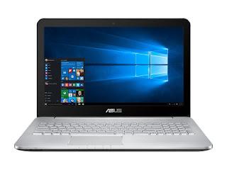 Asus N552VW Driver Download