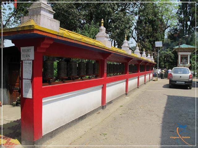 Enchey Monastery em Gangtok