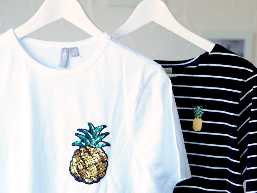 sugarhill boutique pineapple top