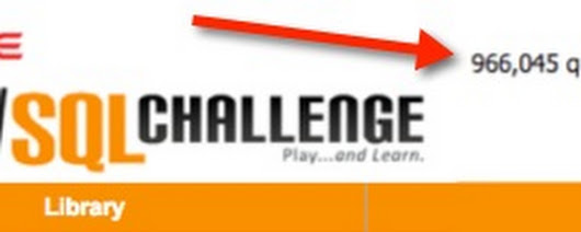 PL/SQL Challenge approaches 1,000,000 answers....how should we celebrate?