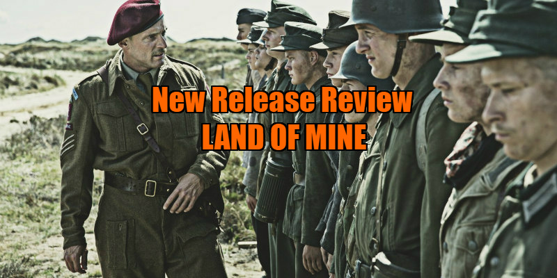 land of mine review