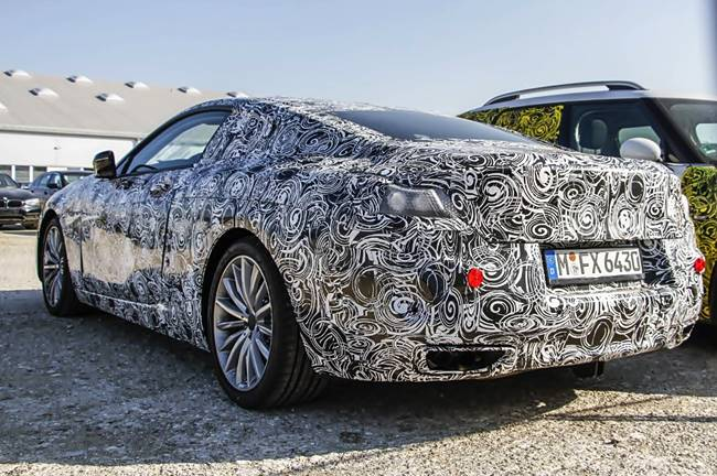 2019 BMW M8 Launching
