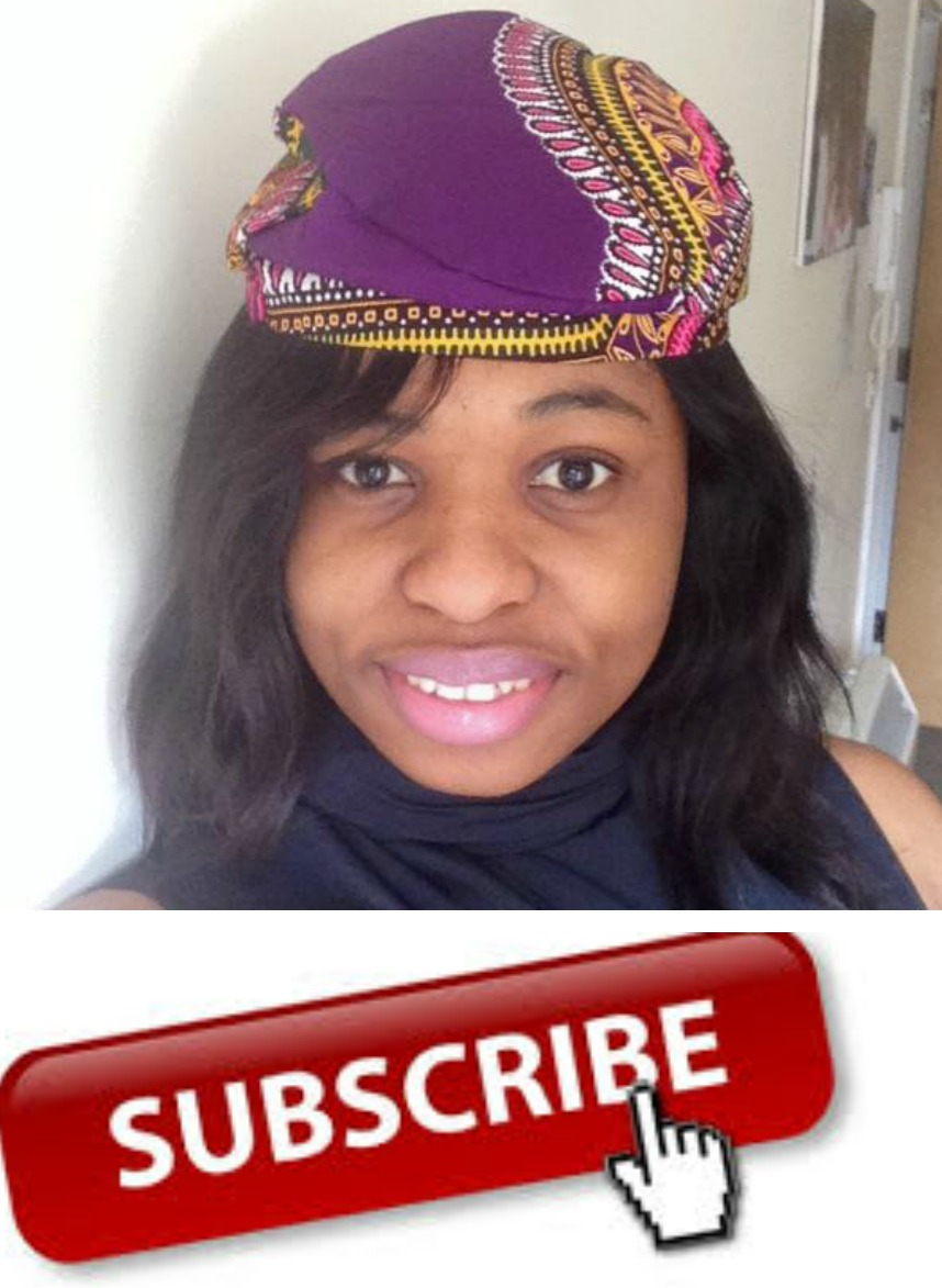 5a02e7f0d26 Warm hearts  DIY  HOW TO SEW THE DASHIKI KUFI  FILA CAP HAT WITH VIDEO