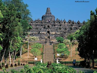 Borobudur Temple2