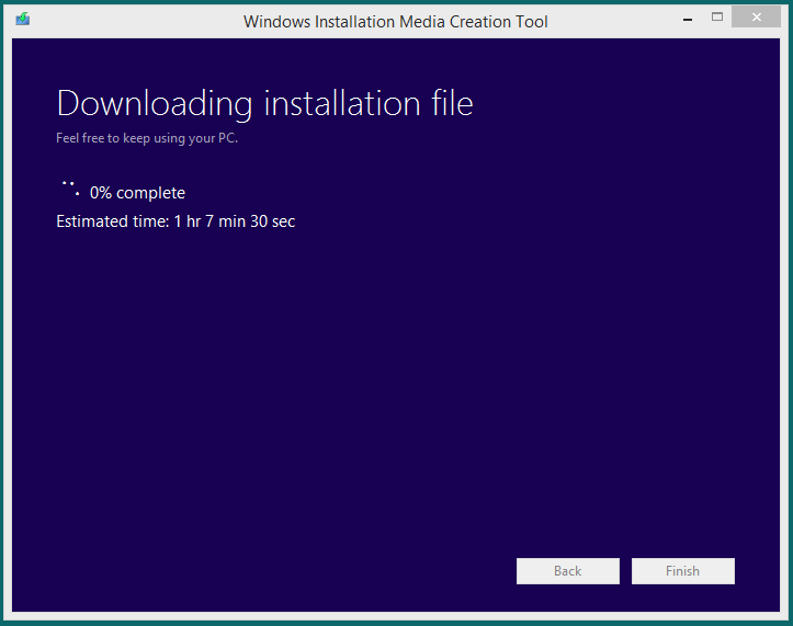 Download Windows 8.1 OEM Restore Media 5