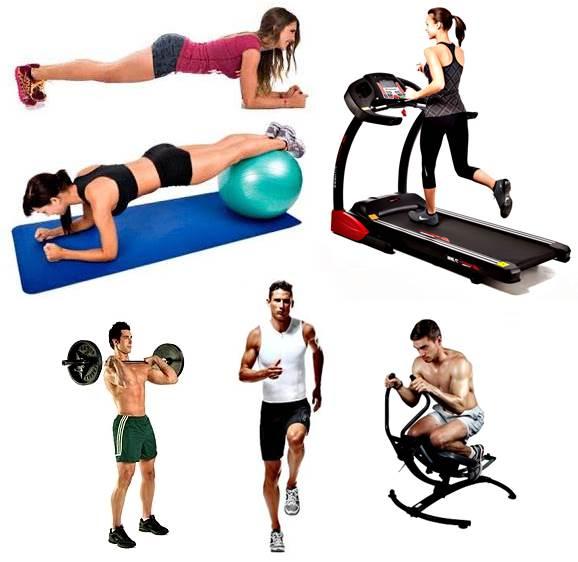 Diferencias entre actividad física, ejercicio físico y aptitud física (physical fitness)