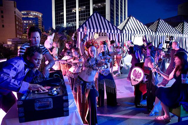 Balada Nightclub Sky 60 em Downtown Orlando