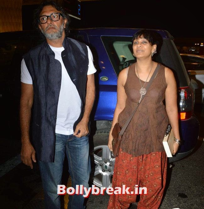Rakeysh Omprakash Mehra, Richa Chadda, Sonakshi Sinha, Asin Leave for For IIFA 2014