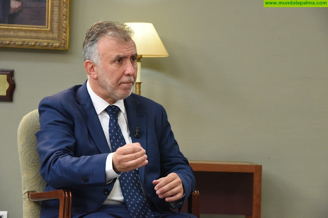 """Ángel Víctor Torres: """"Las medidas aprobadas por el Consejo de Ministros son el resultado de la unidad de acción tras la quiebra del turoperador Thomas Cook"""""""
