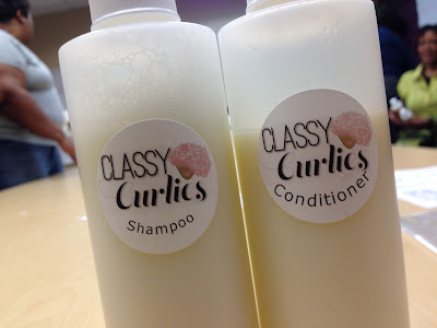 ClassyCurlies' DIY Shampoo and Conditioner Course