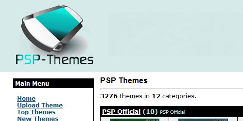 Descargar Temas para PSP Gratis