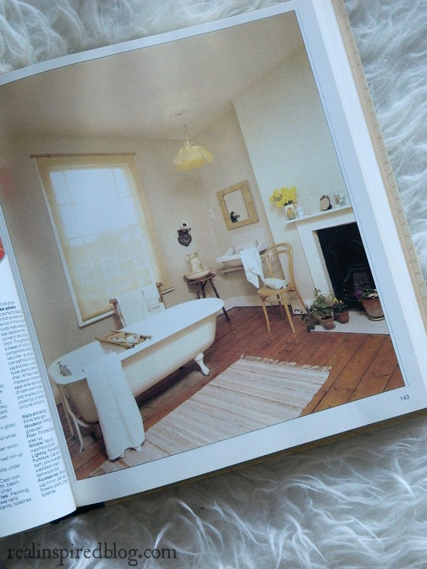 A humorous look back at decorating styles from the 1980's. An '80's period bath.