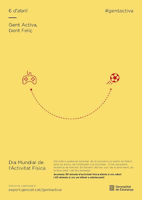 dia mundial activitat física