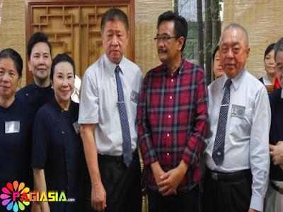 Djarot Menghadiri Acara Pembukaan Baksos Budha Tzu Chi dalam Galang Dana Untuk Pembangunan RS Bertaraf Internasional