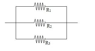 rankaian hambatan listrik paralel