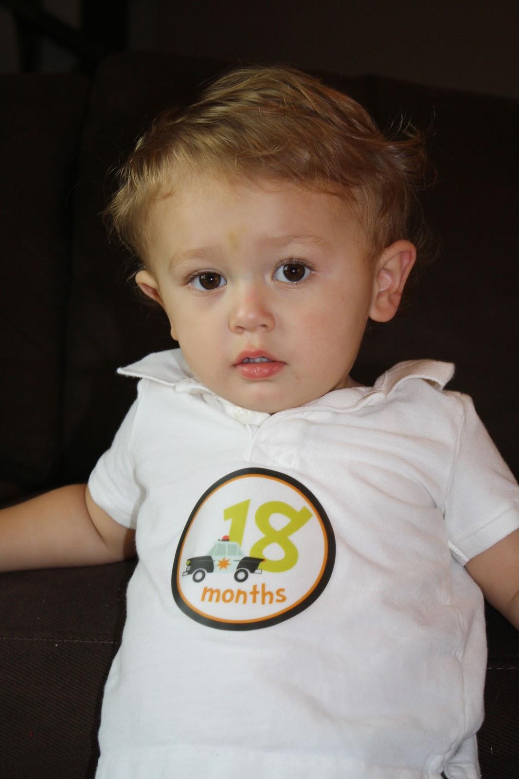 Baby Mcdermott 18 Amp 19 Months Old