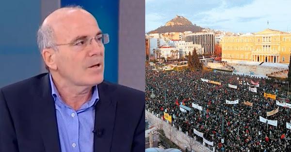 Εκπρόσωπος συλλαλητηρίου Αθήνας: «Ο κόσμος θα ξεπεράσει το ένα εκατομμύριο» [Βίντεο]