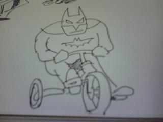 apprendre-a-dessiner-batman-3 Comment dessiner Batman