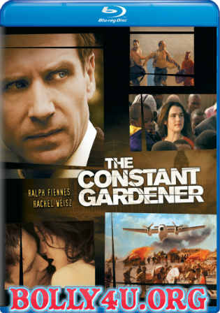 The Constant Gardener 2005 BRRip 350Mb Hindi Dual Audio 480p Watch Online Full Movie Download bolly4u
