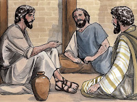 Jesus' first disciples 3