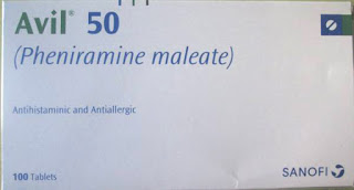 avil 50mg tablet
