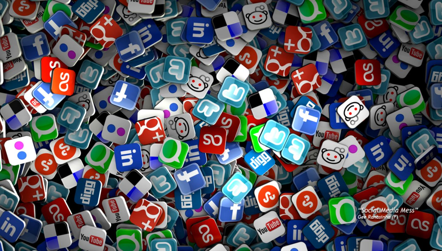 Home Network Design App Social Media Icon 3d Ball Hd For Wallpapers Wallpaper