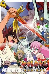 Yamato Takeru - Maxbot 2013 Poster