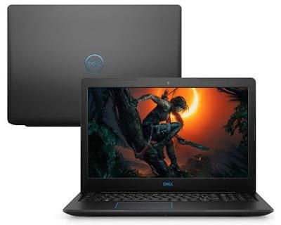 Foto do Notebook Dell G3-3579-U20 Intel Core i7 8750H