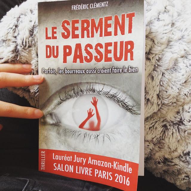 Chronique littéraire Le serment du passeur par Mally's Books